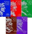 ROMAN SILVER COINS by H.A. SEABY [1-VI VOLUMES COMPLETE] dust jackets  EXCELLENT CONDITION - Out of Print.