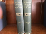 PERSONAL MEMOIRS OF U.S. GRANT, 2 VOLUMES. 1ST EDITION - 1885 CHARLES WEBSTER Good conditon