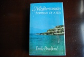 Ancient Coins - MEDITERRANEAN PORTRAIT OF A SEA BY ERNLE BRADFORD (1971 1ST ED.)  [574 PAGES] HARDBACK/DUST JACKET VERY GOOD