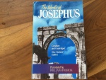 THE WORKS OF JOSEPHUS translated by WILLIAM WHISTON 1987 Paperback   926 pages