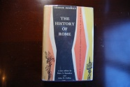 Ancient Coins - THE HISTORY OF ROME BY THEODOR MOMMSEN 1ST EDITION 1958 [600 PAGES] A CLASSIC!  HARDBACK/DUST JACKET VERY GOOD CONDITION