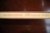 Ancient Coins - JULIUS CAESAR: THE GALLIC WARS 1ST EDITION 228 PAGES HARDBACK/CASE EXTREMELY FINE