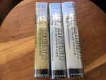 LEE'S LIEUTENANTS by DOUGLAS SOUTHALL FREEMAN, 3 VOLUMES, 1946 SCRIBNERS - ARLINGTON EDITION  Hardback/jackets Very good