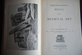 Ancient Coins - ROMAN AND MEDIEVAL ART BY W.H.GOODYEAR, M.A. 1893 (250 PAGES) HARDBACK VERY GOOD CONDITION