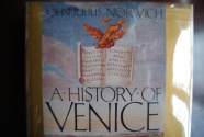Ancient Coins - A HISTORY OF VENICE BY JOHN JULIUS NORWICH 1ST EDITION 1982 [675 PAGES] HARDBACK/DUST JACKET  VERY GOOD