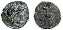Ancient Coins - Greece, Asia Minor, Pergamon, 2nd-1st Cent. BC, AE 18, AXF