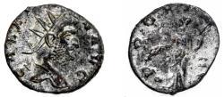 Ancient Coins - Gallienus, 253-268 AD, Bil. Antoninianus, Sear 10332, AU very nearly MS