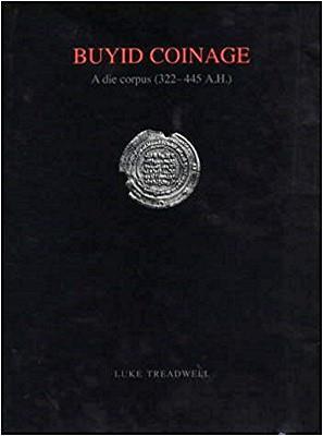 World Coins - Luke Treadwell, BUYID COINAGE: A DIE CORPUS (332-445 A.H.), Oxford, 2001.