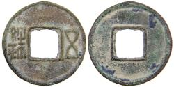 "Ancient Coins - CHINA, EASTERN HAN, Li Yuan (""Shu"") Wuzhu, AD 188-194, Local Issue."