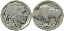 Us Coins - UNITED STATES, Buffalo Nickel, 1925-D, Good.