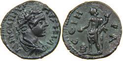 Ancient Coins - MYSIA, PARIUM, Elagabalus, AD 218-222, AE 22mm, Genius. Rare Emperor For Parium.