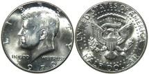 Us Coins - UNITED STATES, 1970-D Kennedy Half Dollar, Choice BU.