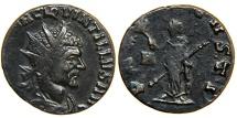 Ancient Coins - QUINTILLUS, AD 270, AE Antoninianus, Rome, Pax.