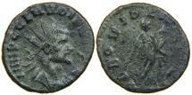 Ancient Coins - CLAUDIUS II, AD 268-270, AE Antoninianus, PROVIDENT AVG, Rome. RIC 91.