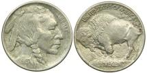 Us Coins - UNITED STATES, Buffalo Nickel, 1913 Type I, EF.
