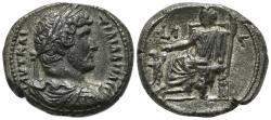 Ancient Coins - Hadrian (117-138). Egypt, Alexandria. BI Tetradrachm