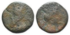 Ancient Coins - Kings of Parthia, Vologases III (c. AD 105-147). Æ Tetrachalkon EX Simonetta Collection