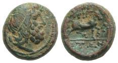 Ancient Coins - Macedon, Amphipolis, c. 187-168/7 BC. Æ 17mm