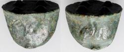 Ancient Coins - Sicily, Akragas, c. 440-430 BC. Cast Æ Trias or Tetronkion. Eagle. R/ Crab