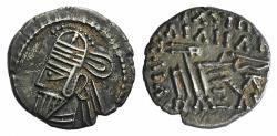 Ancient Coins - Kings of Parthia, Osroes II (c. AD 190). AR Drachm Ex Simonetta Collection