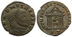 Ancient Coins - Maxentius (307-312). Æ Follis