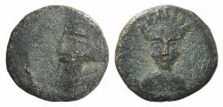 Ancient Coins - Kings of Parthia, Artabanos IV (c. AD 10-38). Æ Chalkous Ex Simonetta Collection