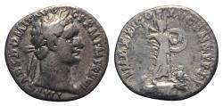 Ancient Coins - Domitian (81-96). AR Denarius
