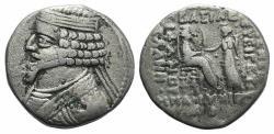 Ancient Coins - Kings of Parthia, Phraates IV (c. 38/7-2 BC). BI Tetradrachm Ex Simonetta Collection