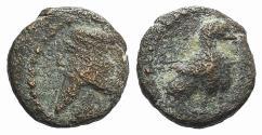 Ancient Coins - Kings of Parthia, Pakoros I (c. AD 78-120). Æ Chalkous Ex Simonetta Collection