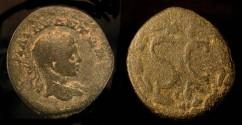 Ancient Coins - Elagabalus  218-222 AD.  Antioch, Syria. AE 20