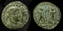 Ancient Coins - Constantius II, 337-361 AD. Thessalonica mint, RIC 186