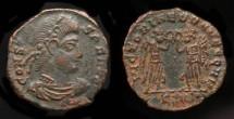 Ancient Coins - Constans 337-350 AD. AE 4.