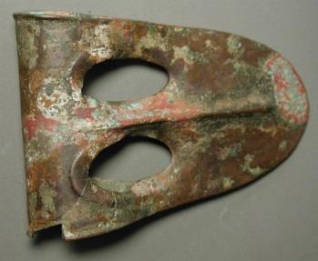 Ancient Coins - Canaanite Duckbill War Axe. circa 1500-1200 BC. ex: David Hendin
