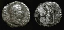 Ancient Coins - Vespasian 69-79 AD. AR Denarius. Judaea Capta
