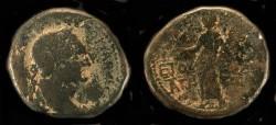 Ancient Coins -  > Agrippa II under Vespasian. AE 27. Hendin 1292