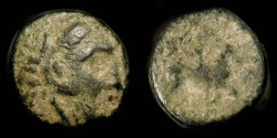 Ancient Coins - Alexander the Great, 336-323 BC. AE 17