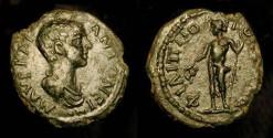 Ancient Coins - Roman Provincial. Elagabalus 218-222 AD. Philippopolis