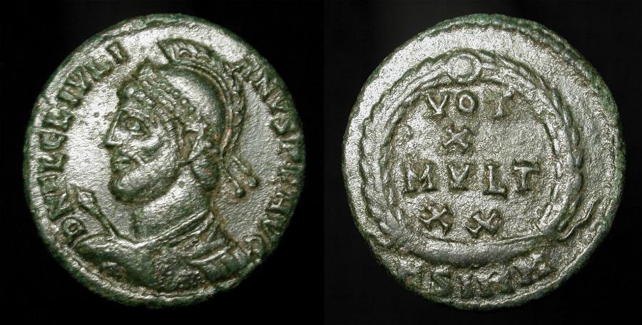 Ancient Coins - Julian II  360-363 AD. AE 3. Sirmium. RIC 108