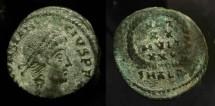 Ancient Coins - Constantius II 337 - 361 AD. AE 15. Alexandria Mint.  RIC  33