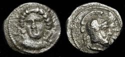 Ancient Coins - Cilicia. Tarsos. Datames as Satrap  384-360 BC. AR Stater