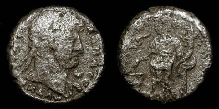 Ancient Coins - Roman Egypt. Hadrian 117-138 AD, Billon Tetradrachme
