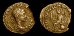 Ancient Coins - Severus Alexander. AE Denarius. 222-235 AD