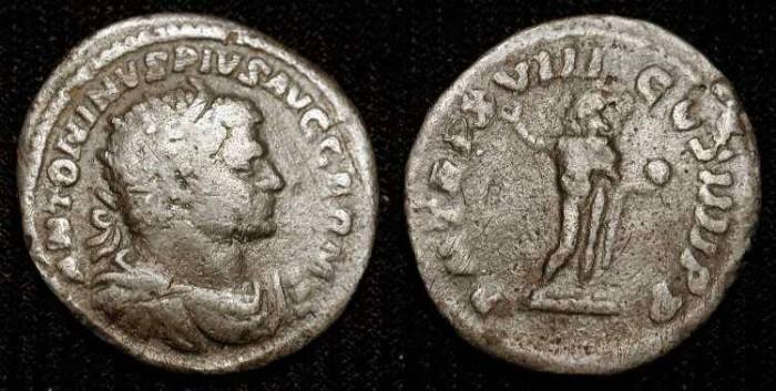 Ancient Coins - Caracalla 198-217 AD. AR Antoninianus