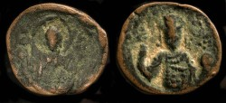 World Coins - Alexius I  1081-1118 AD. AE Tetarteron