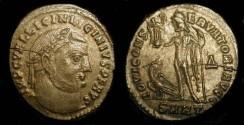 Ancient Coins - Licinius I 308-324 AD, AE Follis