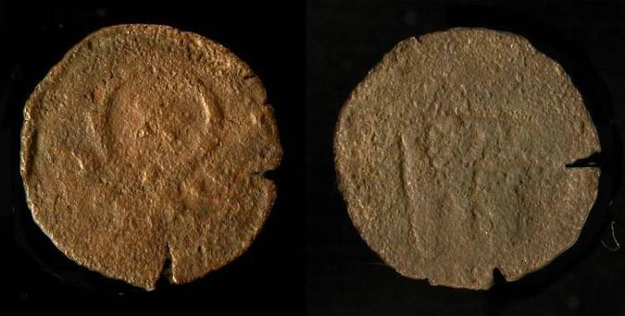 Ancient Coins - Alexander cel Bun.  Grandfather of Dracula.  1400-1432 AD. Moldavia Romania.