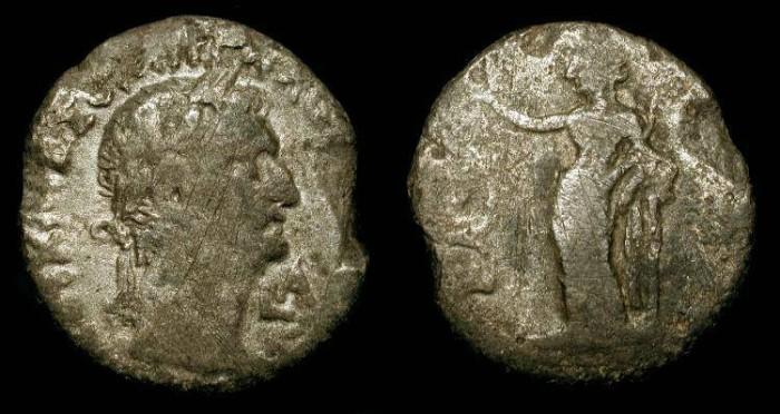 Ancient Coins - Galba, 68-69 AD. AR Tetradrachm