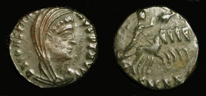 Ancient Coins - Constantine the Great. Hand of God .