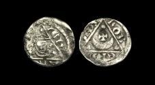 World Coins - IR-QBUF - IRELAND - KING JOHN, 3rd 'REX' Halfpenny, ca.1207-11AD.