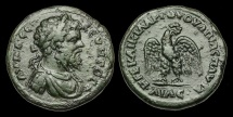 Ancient Coins - IM-BWTJ - SEPTIMIUS SEVERUS - Thrace, Pautalia AE28, ca.193-211AD